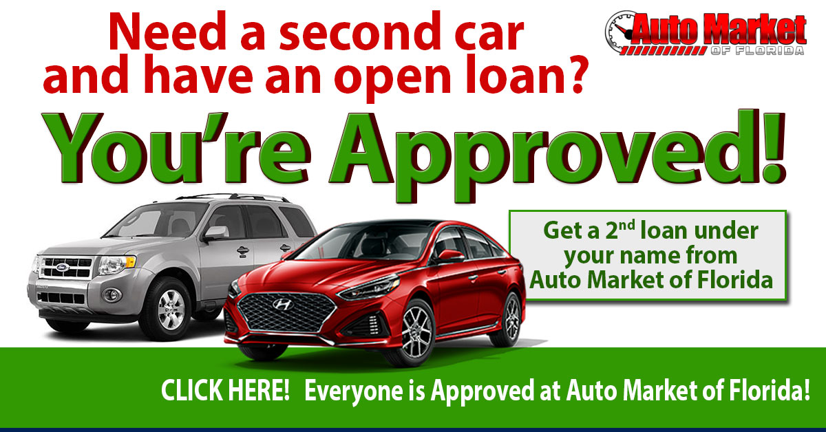 Need A Second Loan?