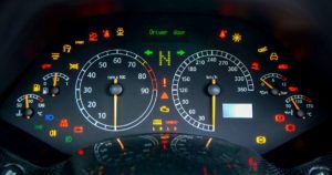Be attentive to dashboard signals