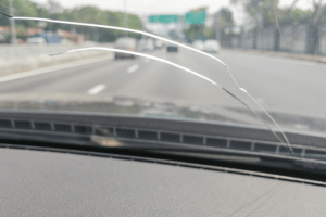 Repair the windshield