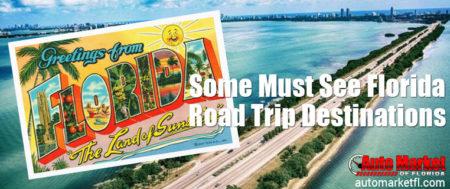 Must See Florida Road Trip Destinations