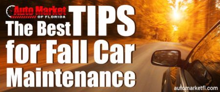 Tips For Fall Car Maintenance
