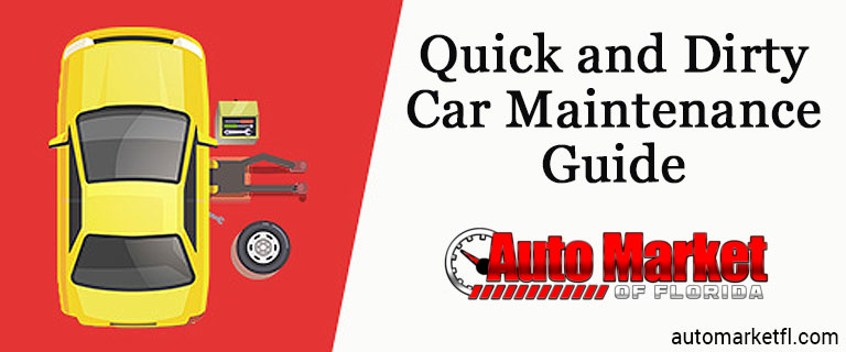 Car Maintenance Issues To consider