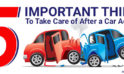 Five Essential Things To Do After A car accident