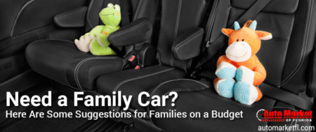 Best Used Cars For Families On A Budget
